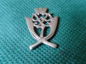 7th Duke Of Edinburghs Own Gurkha Rifles Cap Badge
