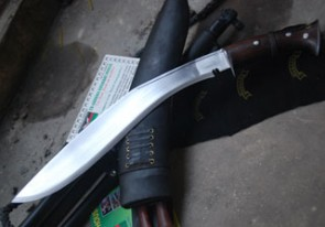 14 INCH HISTORIC LIGHT VERSION KUKRI