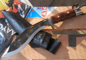 NEPAL ARMY COMMANDO TACTICAL RUST FREE KUKRI