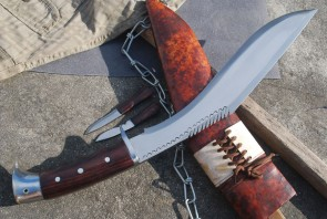 15 Inch Eagle Survival Kukri