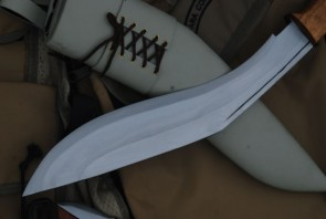 15 INCH DEFENDER GUARD KUKRI
