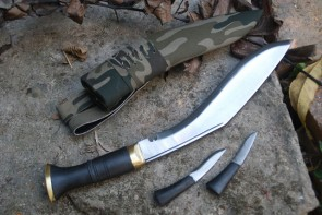 BRITISH GURKHA JUNGLE COMBAT ISSUE KUKRI