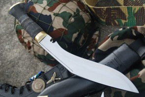 BRITISH GURKHAS JUNGLE OR PRI TYPE KUKRI